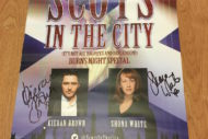 Scots in the City poster