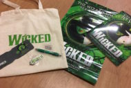 Wicked goodie bag