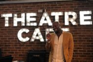 Michael James Scott at The Theatre Cafe