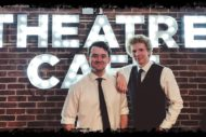 the simon and garfunkel story at the theatre cafe