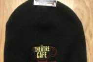 The Theatre Cafe beanie hat