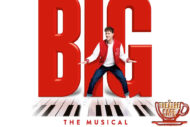 big the musical the theatre cafe