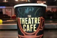 the theatre cafe cup