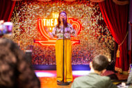 rachel tucker the theatre cafe