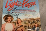 the light in the piazza poster