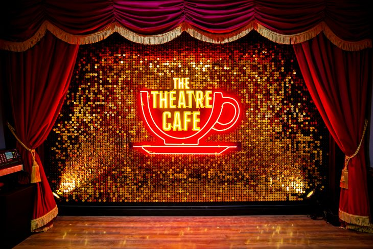 the theatre cafe stage london