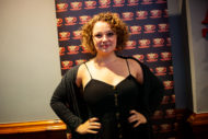 Carrie Hope Fletcher at The Theatre Café