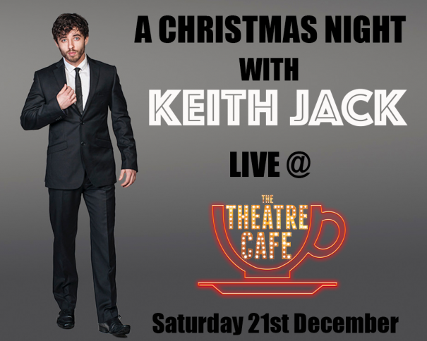 keith jack live at the theatre cafe