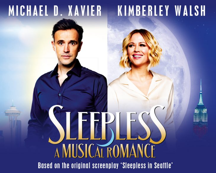 Michael Xavier and Kimberley Walsh to star in Sleepless Musical