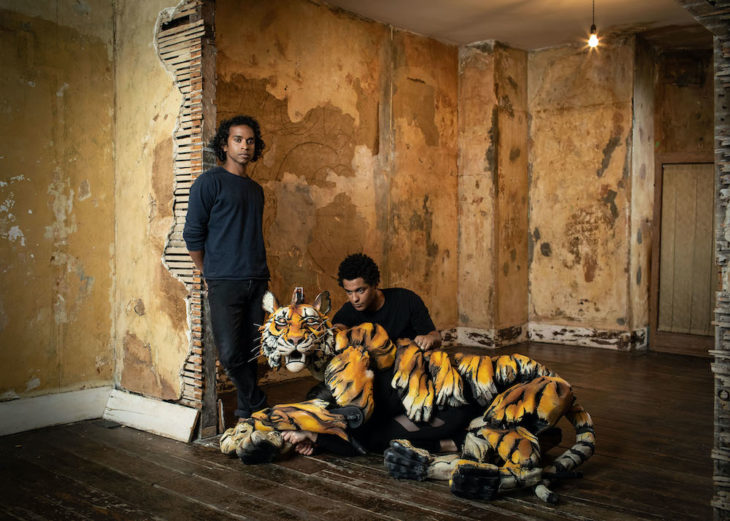 Hiran Abeysekera, Life of Pi (Credit Helen Maybanks)
