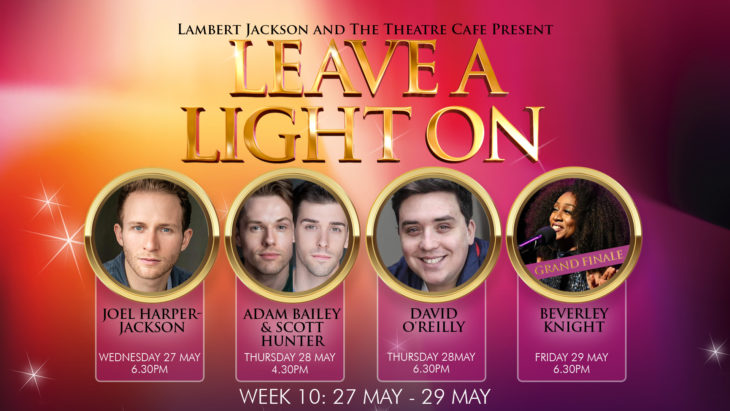 week ten leave a light on the theatre cafe