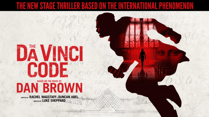 the da vinci code stage adaptation