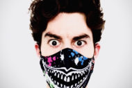 louis maskell the grinning mask