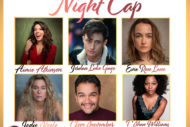 lineup night cap the theatre cafe paul taylor mills