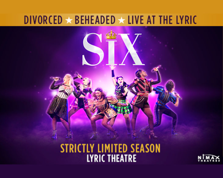 six the musical the lyric theatre london