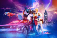 Back to the Future returns