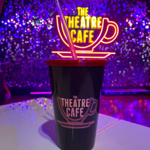 Theatre Cafe Drinks Cup
